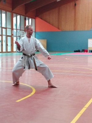 Karate Stage 2019