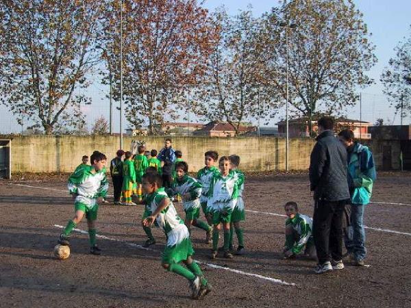 Allenamenti sul Campo (Giovanissimi 2000)