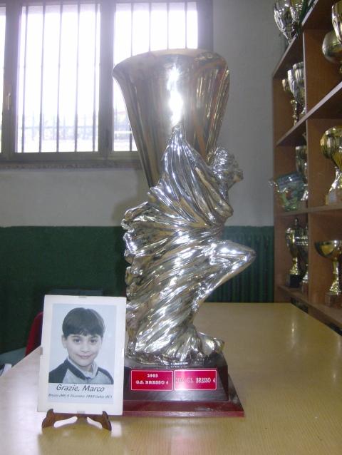 """Il Trofeo """"Marco Meraldi"""""""